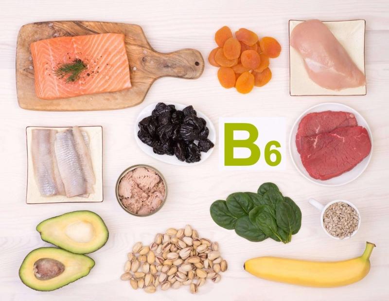 Vitamin B6 có nhiều trong nhóm thực phẩm này