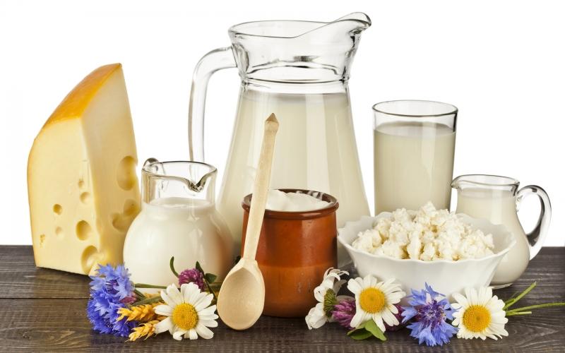 Sữa và chế phẩm từ sữa là nguồn cung cấp vitamin D tuyệt vời.