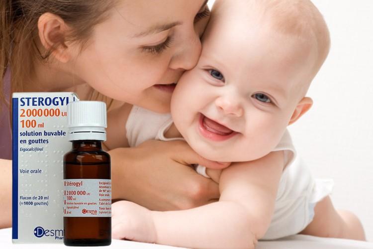 Vitamin D Sterogyl 100ml