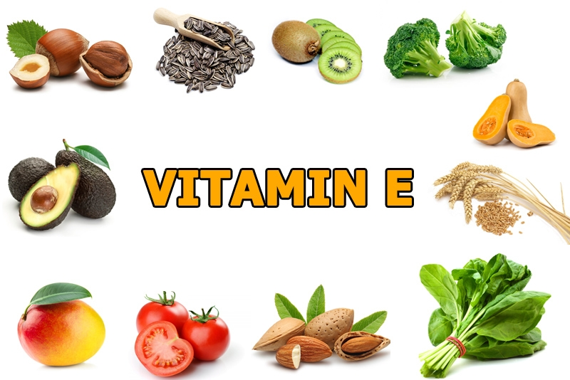 Vitamin E làm giảm đau khi bị bệnh trĩ