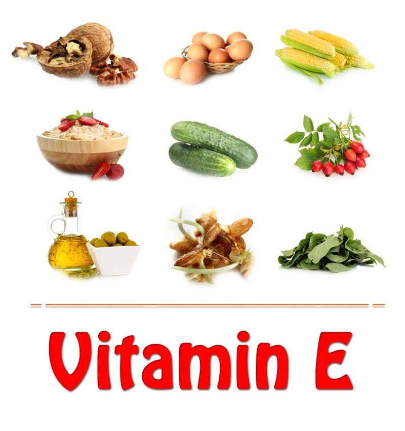 Ăn những thức ăn giàu vitamin E trong chế độ ăn cũng giúp bạn nhanh liền sẹo hơn