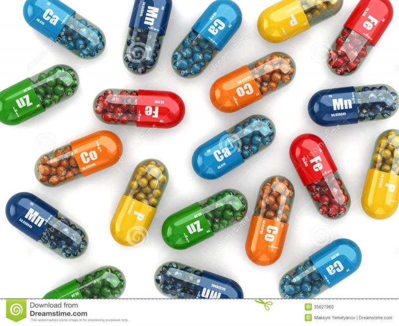 Vitamin giúp cơ thể khỏe mạnh hơn