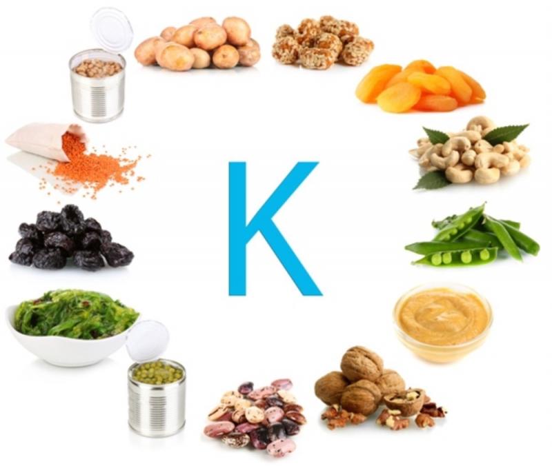 Vitamin K giúp cầm máu hiệu quả
