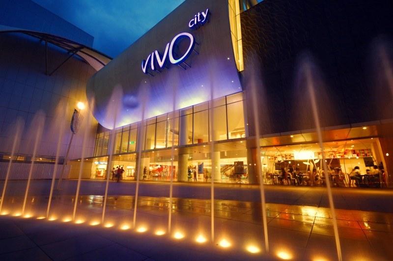 Vivo City, Singapore