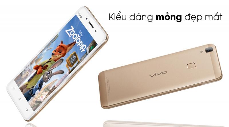 Vivo V3 ghi điểm với giới công nghệ nhờ nhiều tính năng tiên tiến