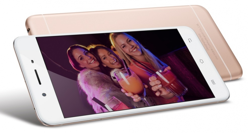 Vivo Y55 sở hữu màn hình sống động 5.2 inch