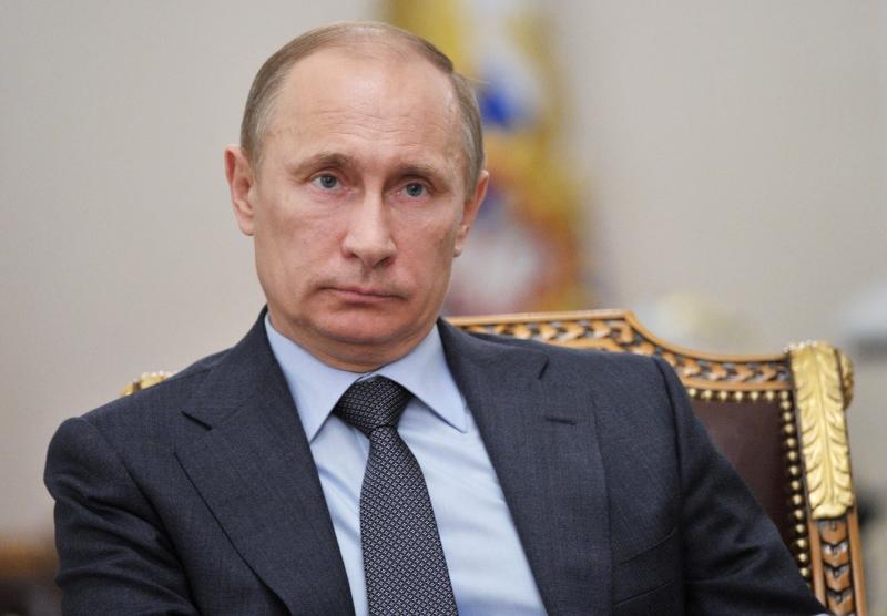 Vladimirovich Putin
