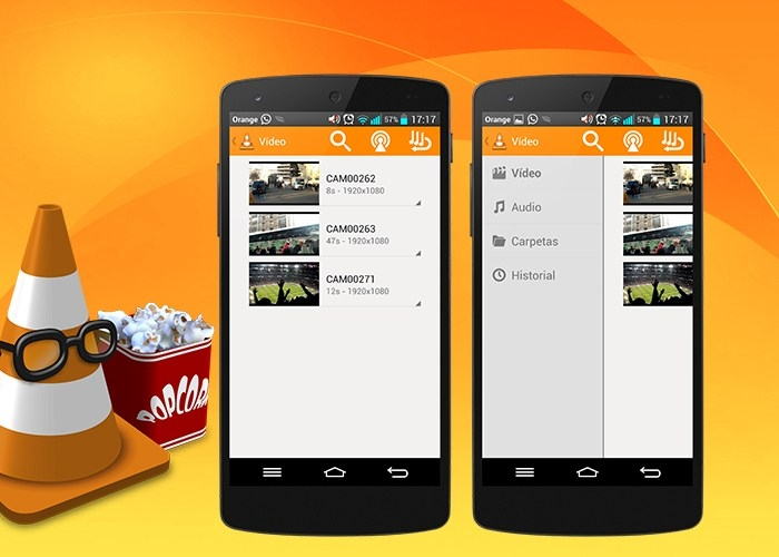 VLC được bình chọn là ứng dụng chạy video tốt nhất dành cho các thiết bị Android