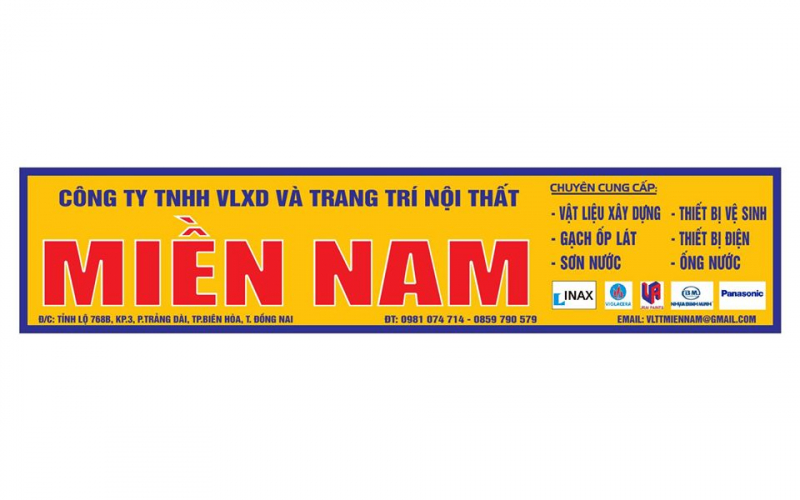 VLXD & TTNT Miền Nam