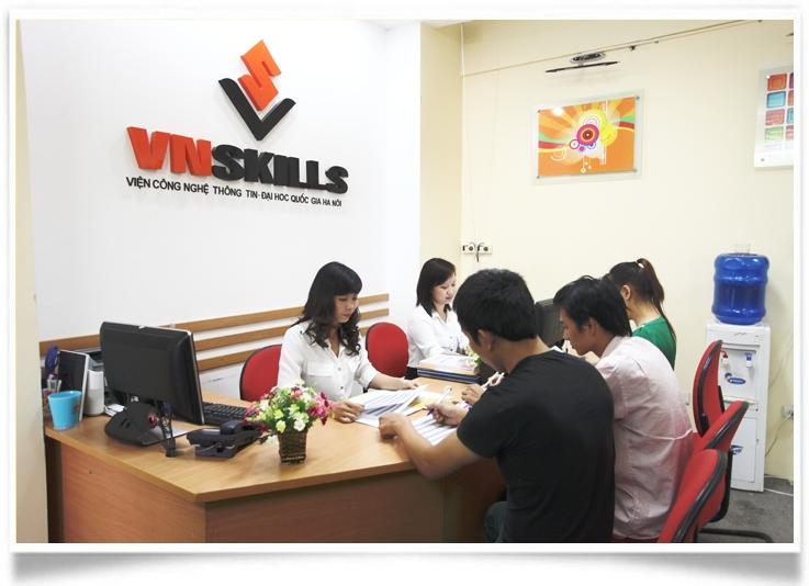 Vnskills - địa chỉ học photoshop hàng đầu Hà Nội