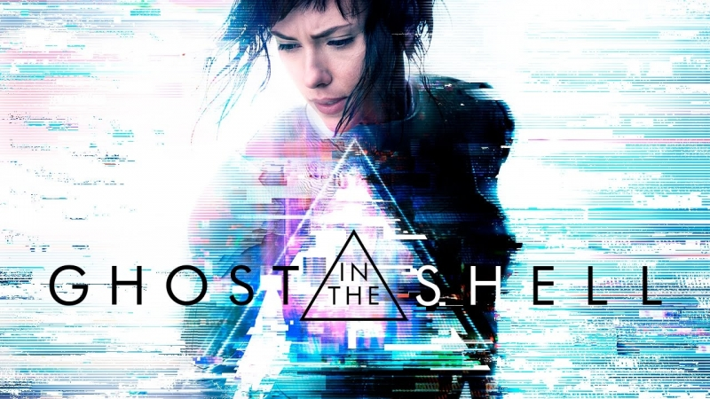 phim Ghost in the Shell