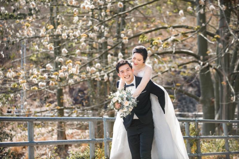 Ảnh cưới tại Võ Bridal