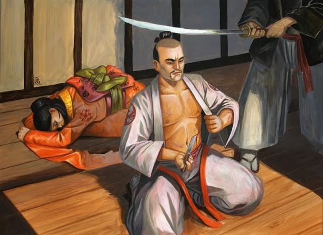 Vợ của Samurai sẽ phải tự tử nếu chồng mắc sai lầm