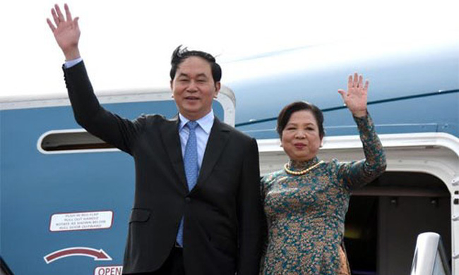 Vô cùng thương tiếc bác Trần Đại Quang