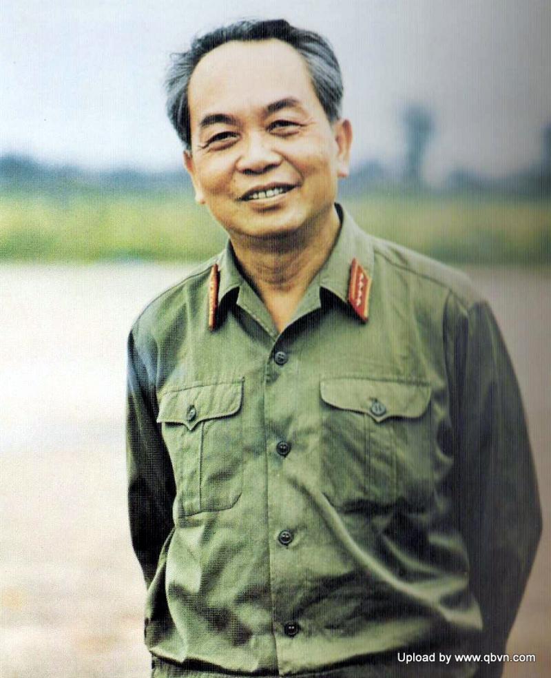 Võ Nguyên Giáp được đánh giá là 1 trong 10 vị tướng giỏi nhất thế giới