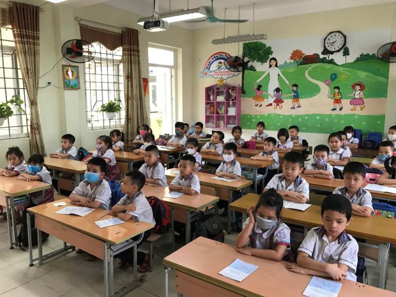 Hướng dẫn học sinh ghi vở
