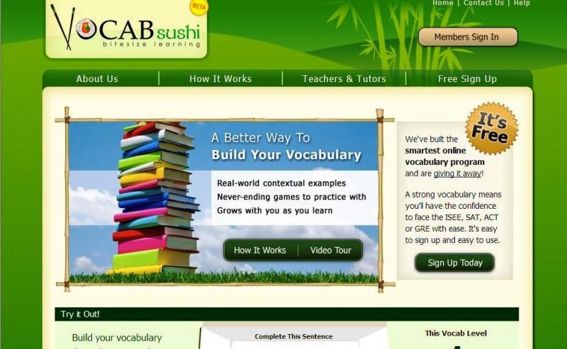 Website giúp bạn học từ vựng thông dụng hàng ngày.