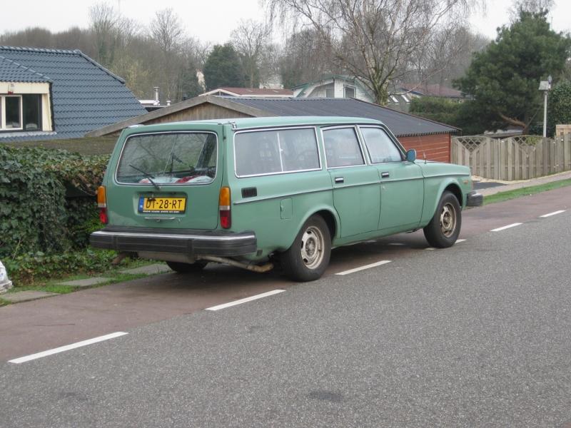 Volvo 245 GL 1979