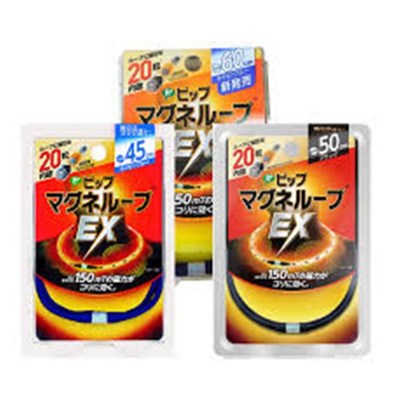 Vòng bình ổn huyết áp EX Nhật Bản cho Nam và Nữ:
