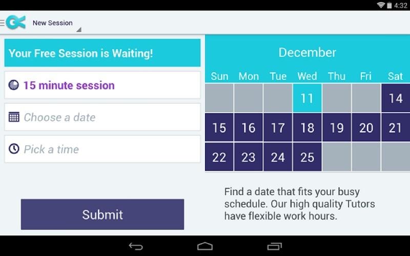 Ứng dụng học tiếng Anh trên smartphone Voxy