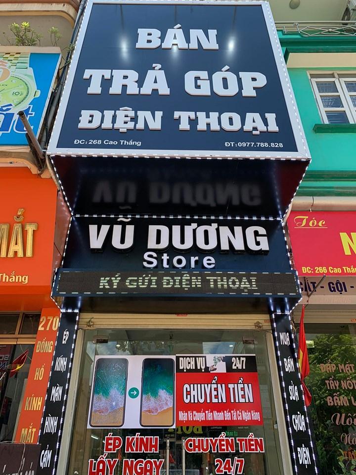 Vũ Dương Store
