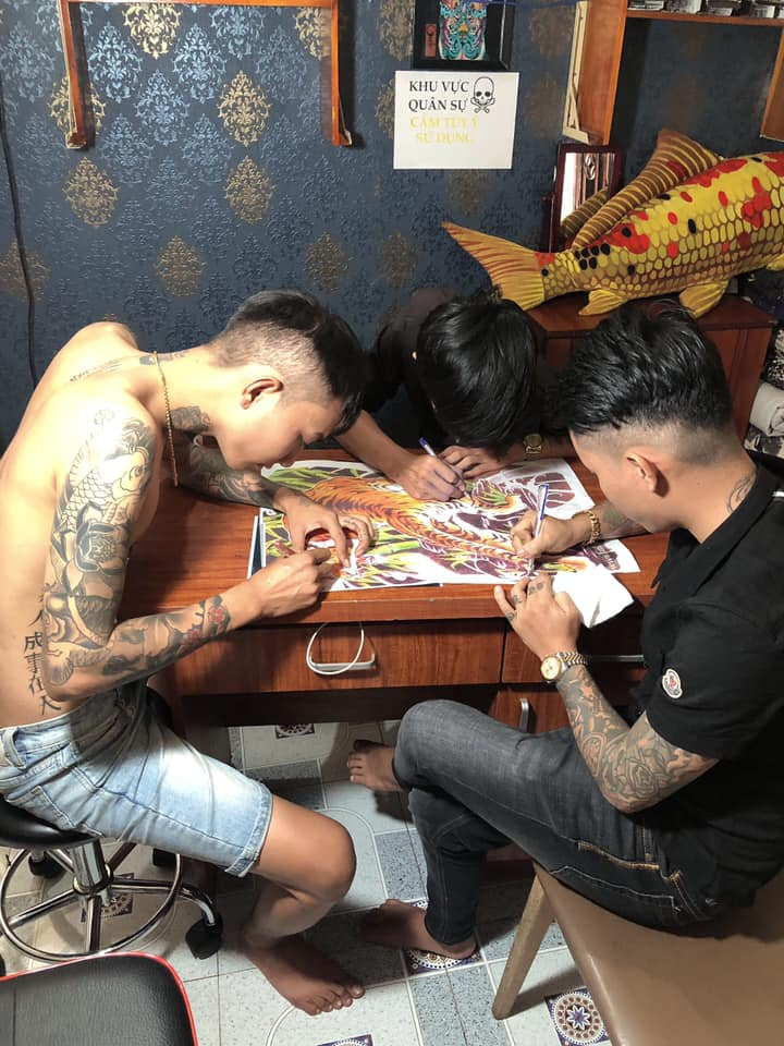 Vũ Duy Quân (Tre Tattoo)