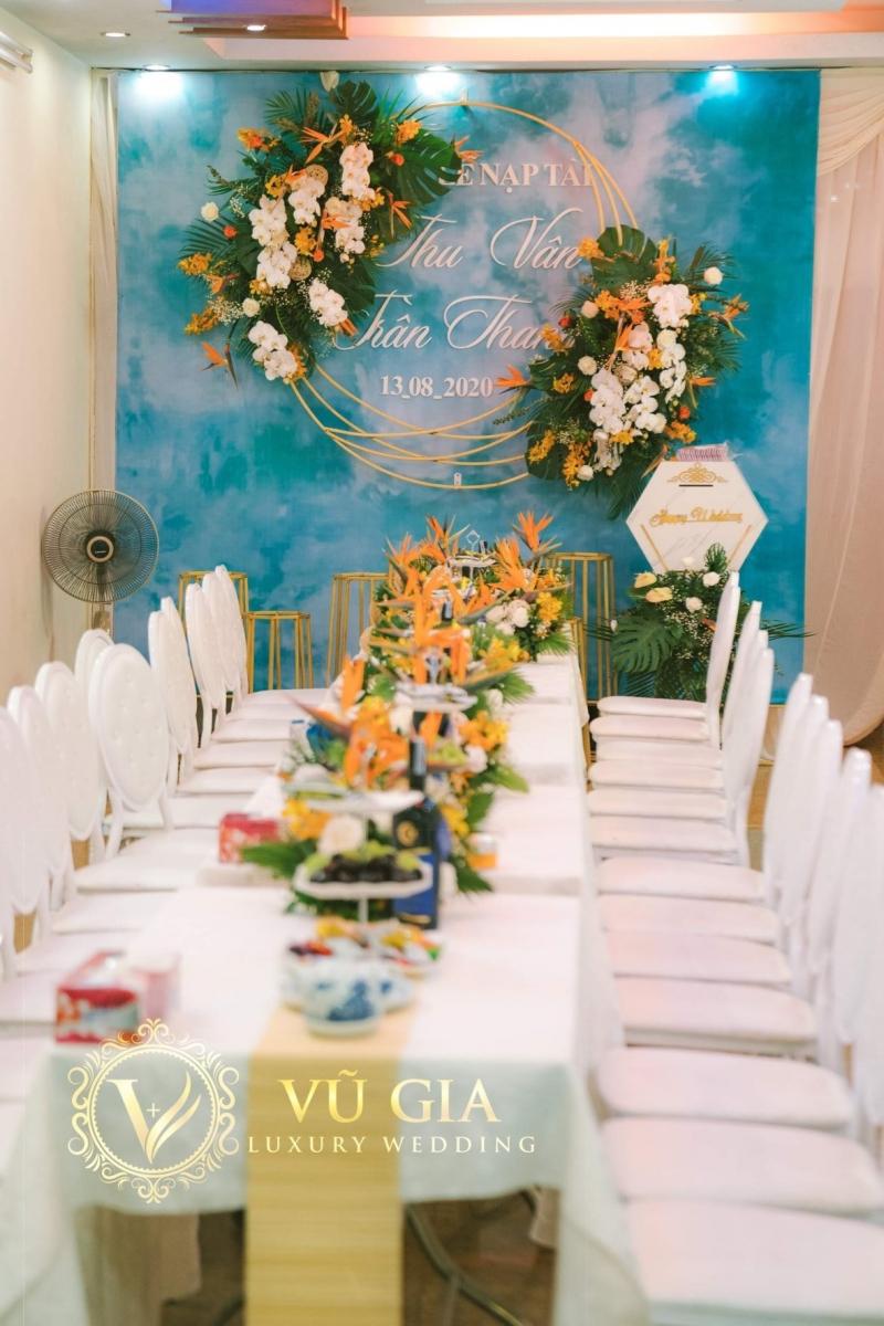 Vũ Gia Luxury Wedding