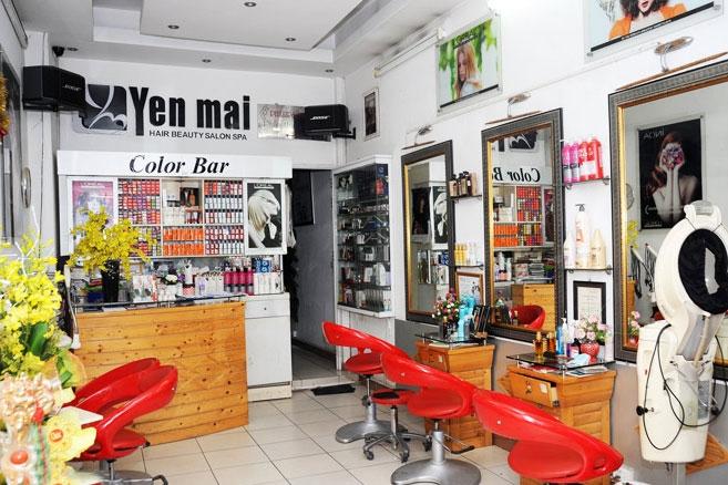 Salon hiện đại