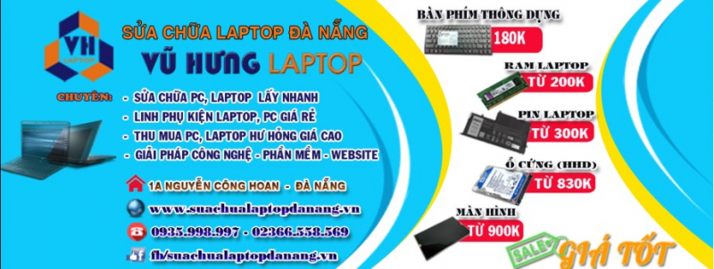 Vũ Hưng Laptop