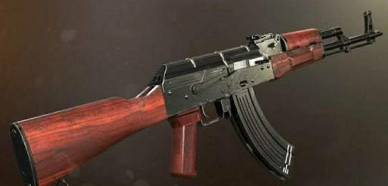 AKM cực mạnh khi sấy ở tầm gần và với scope nhỏ