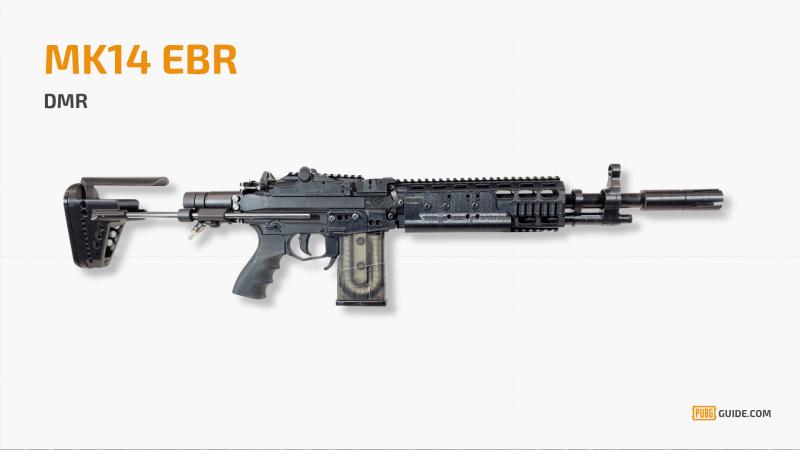 Nếu bạn đeo tai nghe khi bắn MK14 thì nên giảm volume bởi tiếng đạn cực to