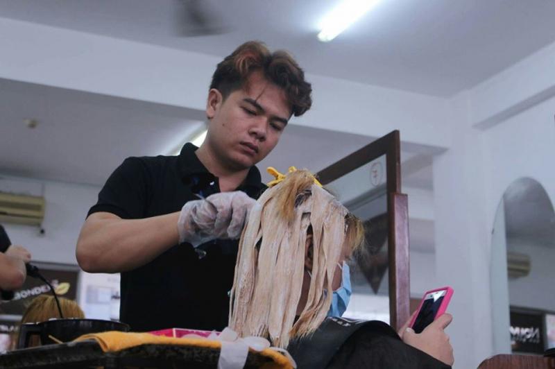 Vũ Luận Hair Salon