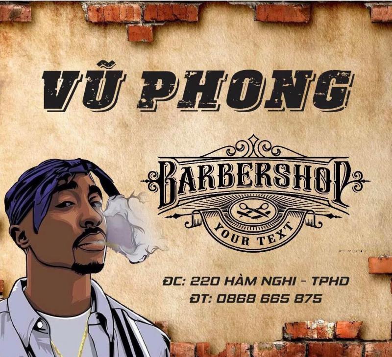 Vũ Phong BarberShop