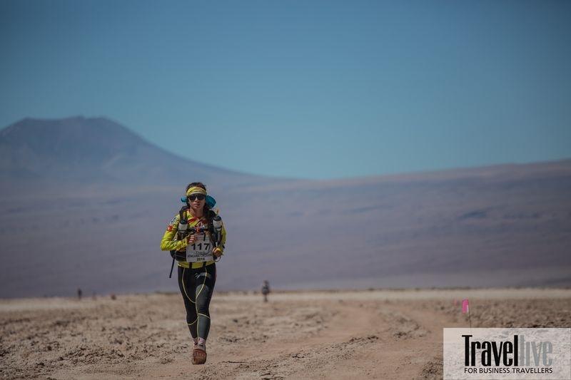 Hành trình chạy bộ trên Sa Mạc Sahara