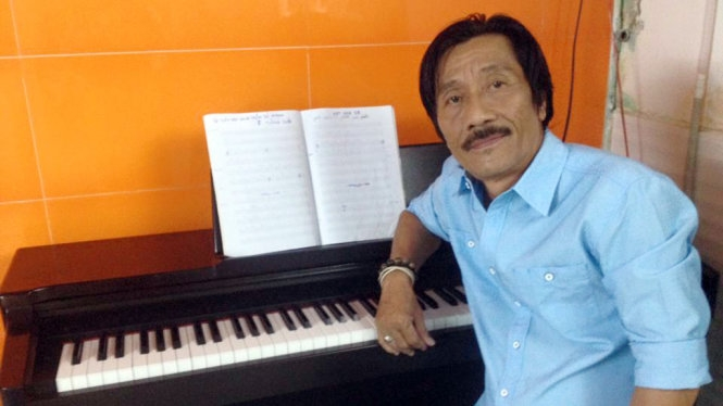 Ca sĩ Quang Vĩnh