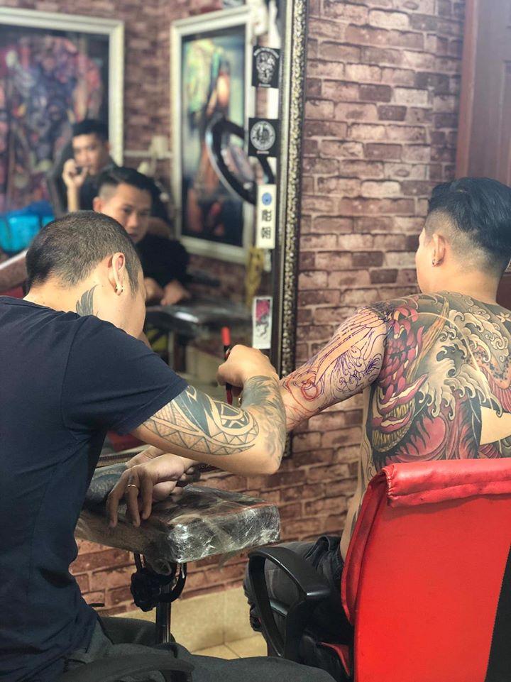 Vũ Tattoo Cần Thơ