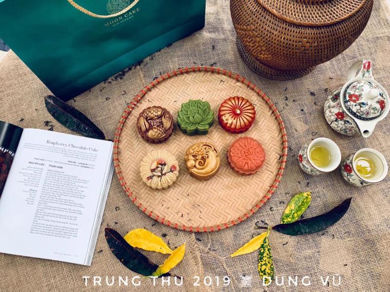 Top 6 Địa chỉ bán bánh trung thu handmade ngon và chất lượng nhất Nam Định.