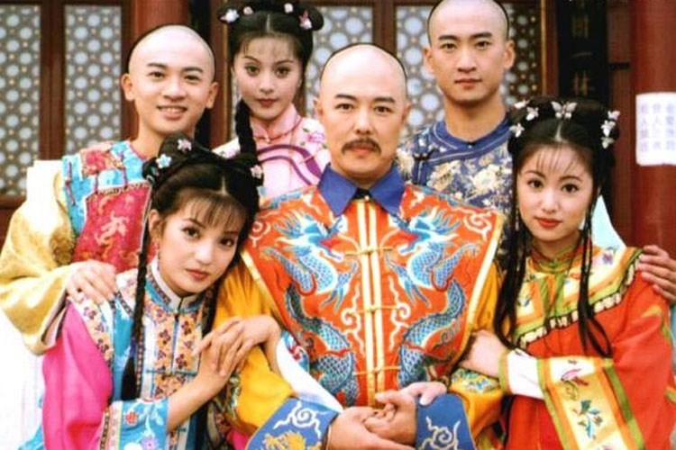 Vua Càn Long - Trương Thiết Lâm