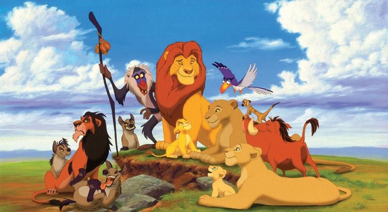 Vua sư tử là phim hoạt hình vẽ tay có doanh thu cao nhất