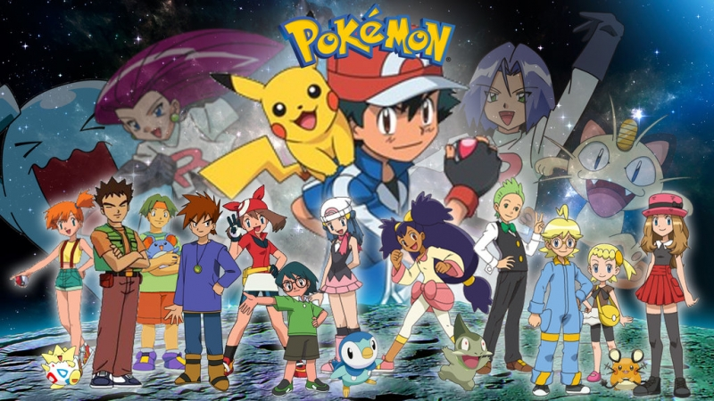 Pokemon (1996)