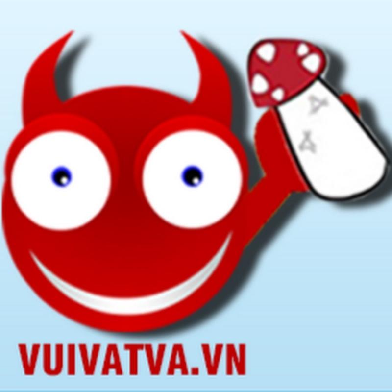 Biểu tượng của Vuivatva trên youtube