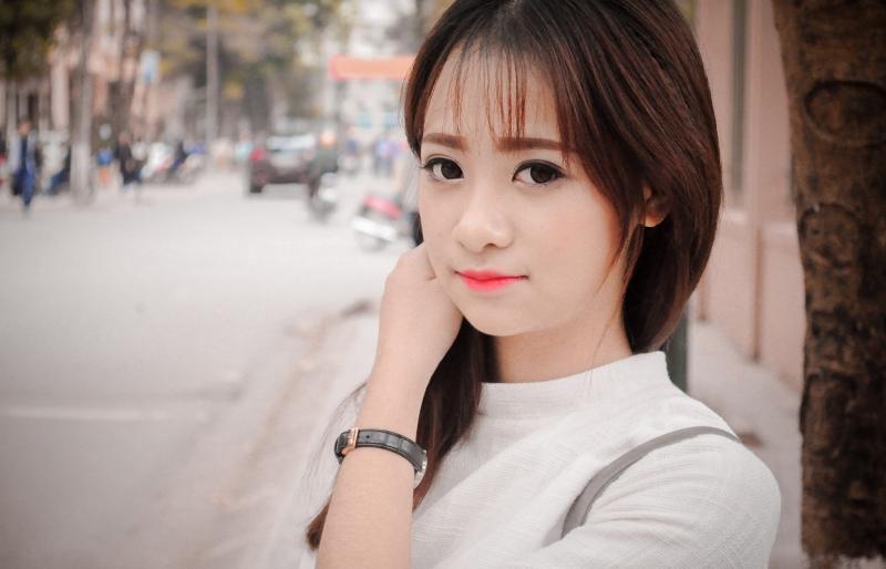 Surely everyone has heard the saying: Thai tea, Tuyen girl