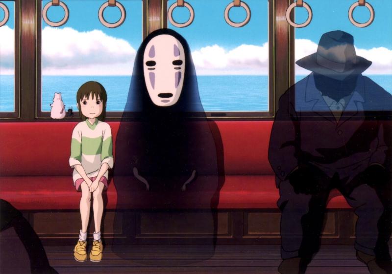 Chihiro tại vùng đất linh hồn