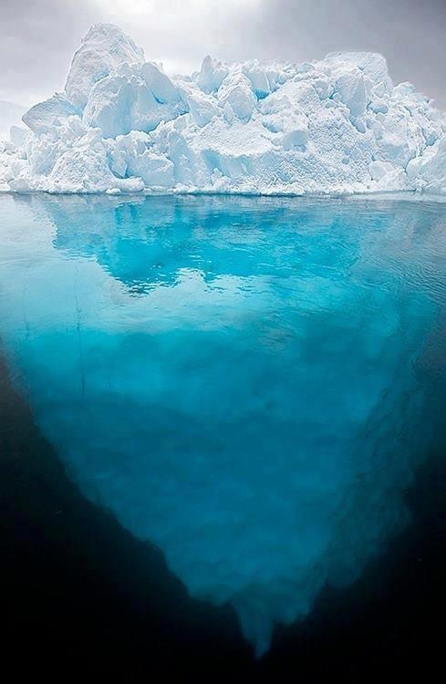 Vùng đất phủ bởi băng xanh Greenland