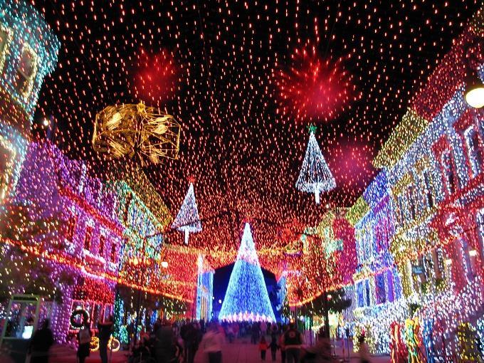 Vùng quốc hải Puerto Rico đón Giáng sinh