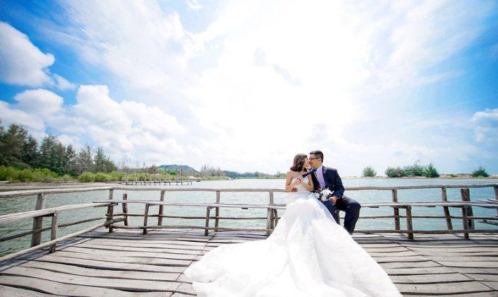 Chụp ảnh cưới tại Vũng Tàu