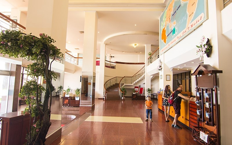 Vung Tau P&T Hotel.