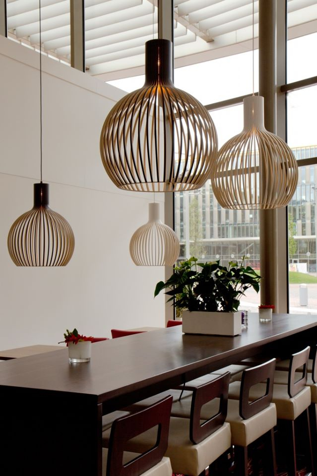 Vung Tau Wood Lamp - Đèn Gỗ Trang Trí