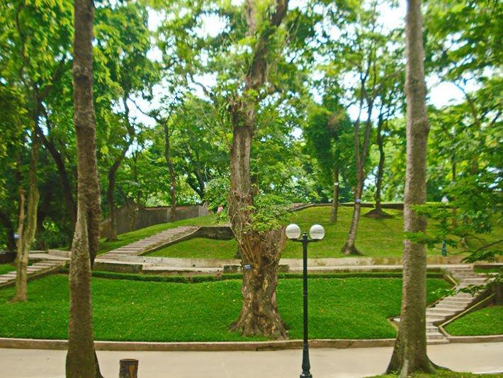 Vườn Bách thảo - địa điểm vui chơi 30/4 tại Hà Nội tuyệt vời nhất