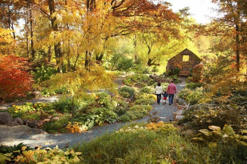 Vườn bách thảo Green Bay